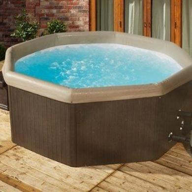 Canadian Spa Muskoka / Portable Liner Hot Tub New In Box for sale ...